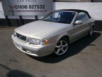 2005 VOLVO C70 2.0 T 2d AUTO  £3480.00