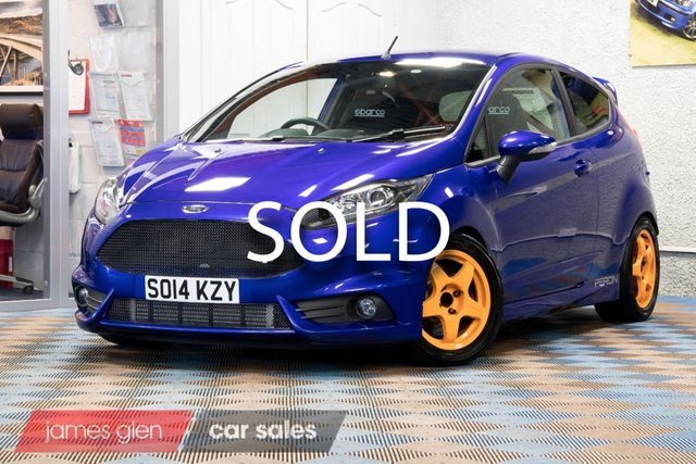 USED 2014 14 FORD FIESTA 1.6 ST-2 3d 400 BHP One Owner | 400bhp | Roll Cage