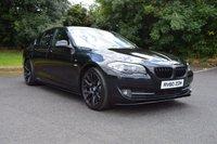 2010 BMW 5 SERIES 2.0 520D SE 4d 181 BHP M-PERFORMANCE £10995.00