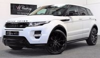 USED 2012 G LAND ROVER RANGE ROVER EVOQUE 2.2 SD4 DYNAMIC LUX 5d AUTO 190 BHP **DYNAMIC LUX-PAN ROOF-TV**