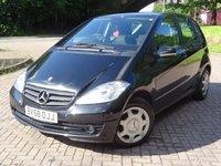 USED 2009 58 MERCEDES-BENZ A CLASS 2.0 A160 CDI CLASSIC SE 5d AUTO 81 BHP