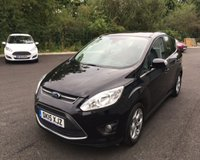 USED 2015 15 FORD C-MAX 1.6 ZETEC TDCI 5d 114 BHP THIS VEHICLE IS AT SITE 2 - TO VIEW CALL US ON 01903 323333