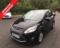 USED 2015 15 FORD C-MAX 1.6 TDCI ZETEC 115 BHP THIS VEHICLE IS AT SITE 2 - TO VIEW CALL US ON 01903 323333