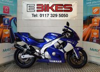 2002 52 YAMAHA YZF 600 R THUNDER CAT 600cc SPORTS £2195.00
