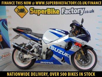 2001 SUZUKI GSXR1000