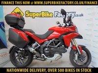 USED 2014 64 DUCATI MULTISTRADA  GOOD & BAD CREDIT EXCEPTED, OVER 500+ BIKES