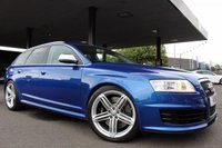 2009 AUDI A6 5.0 RS6 AVANT QUATTRO 5d AUTO 572 BHP £27990.00