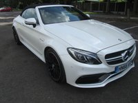 USED 2016 66 MERCEDES-BENZ C CLASS 4.0 AMG C 63 S PREMIUM 2d AUTO 503 BHP +++++++6.5 % APR AVAILABLE ON THIS CAR FOR A LIMITED TIME ONLY++++++++