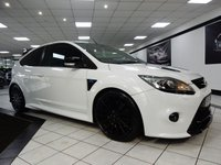 USED 2011 60 FORD FOCUS 2.5 RS 300 BHP STUNNING UN MODIFIED EXAMPLE!