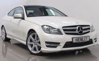 USED 2012 62 MERCEDES-BENZ C CLASS 2.1 C250 CDI BLUEEFFICIENCY AMG SPORT 2d 204 BHP
