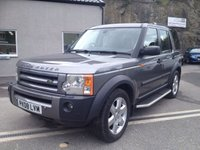 2008 LAND ROVER DISCOVERY 2.7 3 TDV6 HSE 5d AUTO 188 BHP £8995.00