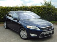 USED 2009 59 FORD MONDEO 2.0 TITANIUM X TDCI 5d 140 BHP EXSTENSIVE SPECIFICATION & 12 MONTHS FREE AA MEMBERSHIP