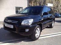 2006 KIA SPORTAGE 2.0 XS CRDI 5d 139 BHP £2995.00