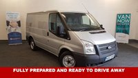 USED 2012 62 FORD TRANSIT 2.2TDCi Euro 5 100bhp T280 +Very Low Mileage+Full Ford Service History+ 6 Speed **Drive Away Today** Over The Phone Low Rate Finance Available, Just Call us on 01709 866668