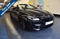 2014 BMW 6 SERIES 4.4 M6 2d AUTO 553 BHP £49995.00