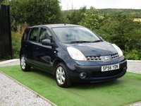 USED 2006 56 NISSAN NOTE 1.6 SE 5d 109 BHP