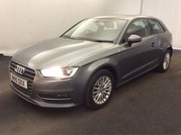 USED 2015 15 AUDI A3 2.0 TDI SE TECHNIK 3d AUTO 148 BHP CALL 01752 406101 FOR MORE DETAILS