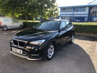 2014 BMW X1 2.0 XDRIVE20I SE 5d AUTO 181 BHP £SOLD