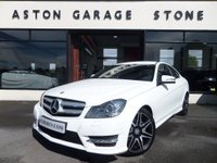 2013 MERCEDES-BENZ C CLASS 2.1 C250 CDI BLUEEFFICIENCY AMG SPORT PLUS 2d AUTO 202 BHP £15980.00