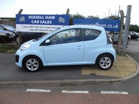 USED 2014 63 CITROEN C1 1.0 EDITION 3d 67 BHP Service History . New Full Mot & Service Done On Collection . 2 Years Free Mot & Full Service Included With This Car . Chain Driven Engine . £0.00 Yearly Road Tax . Finance Arranged-Credit Cards Accepted . 3 Months Russell Ham Warranty Included .