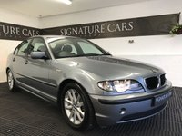 USED 2004 54 BMW 3 SERIES 2.0 318I ES 4d 141 BHP