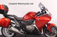 2012 HONDA VFR1200F - C ABS £6199.00