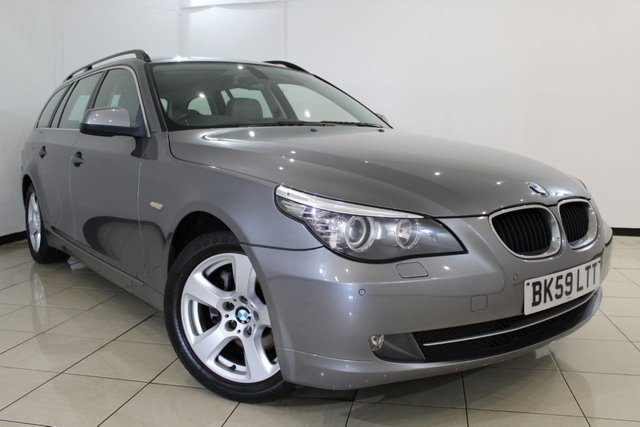 View our 2009 59 BMW 5 SERIES 2.0 520D SE BUSINESS EDITION TOURING 5DR 175 BHP