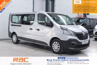 2016 RENAULT TRAFIC 1.6 LL29 BUSINESS ENERGY DCI 5d 125 BHP £14995.00