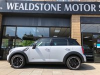 2012 MINI COUNTRYMAN 2.0 COOPER SD ALL4 5d AUTO 141 BHP £12395.00