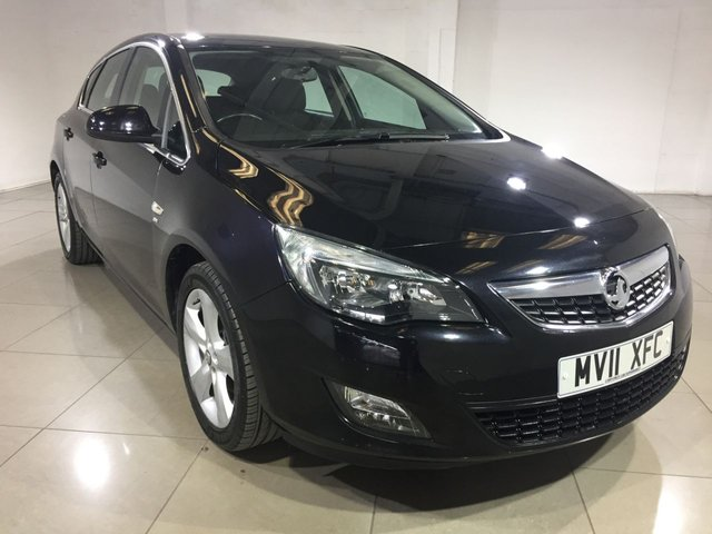 View our 2011 11 VAUXHALL ASTRA 1.4 SRI 5d 138 BHP