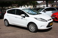 USED 2012 12 FORD FIESTA 1.2 EDGE 5d 59 BHP FROM 4% FLAT RATE | DRIVE AWAY SAME DAY