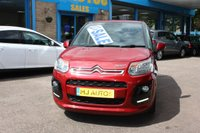 USED 2013 62 CITROEN C3 PICASSO 1.6 PICASSO VTR PLUS HDI 5dr 91 BHP EXCELLENT RATES FROM 4% FLAT