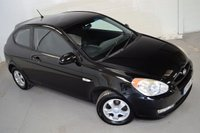 2006 HYUNDAI ACCENT 1.4 ATLANTIC LIMITED EDITION 3d 96 BHP £1290.00