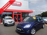 USED 2014 14 FORD C-MAX 1.6 ZETEC 5d 104 BHP ****12 months warranty****
