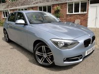 2015 BMW 1 SERIES 116I SPORT Auto 5dr Start/Stop £13975.00