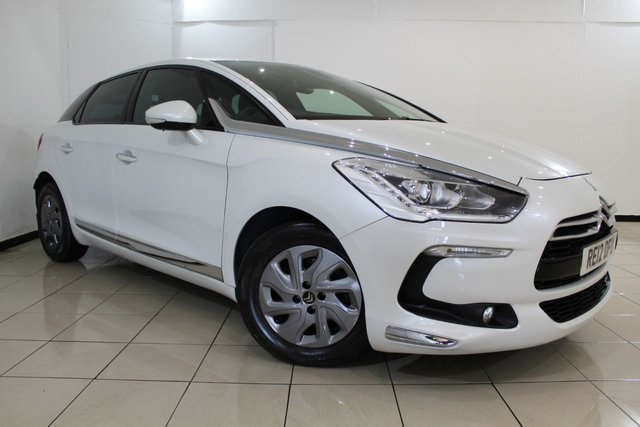 View our 2012 12 CITROEN DS5 1.6 E-HDI DSIGN EGS 5DR 110 BHP