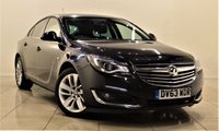 USED 2013 63 VAUXHALL INSIGNIA 1.8 SRI 5d 138 BHP + 1 PREV OWNER +  SERVICE HISTORY +  APPROVED DEALER