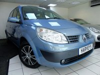2007 RENAULT SCENIC 1.6 EXPRESSION VVT 5d 110 BHP £1150.00