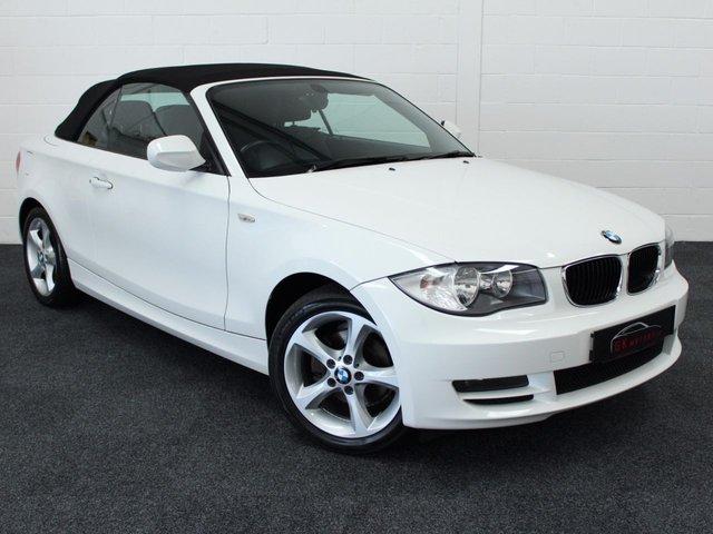 2010 10 BMW 1 SERIES 2.0 118I SPORT 2d 141 BHP