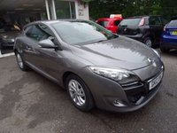 USED 2012 12 RENAULT MEGANE 1.5 DYNAMIQUE TOMTOM ENERGY DCI S/S 3d 110 BHP Service History, MOT until May 2018, Two Previous Owners, Superb on fuel! FREE Road Tax! Diesel