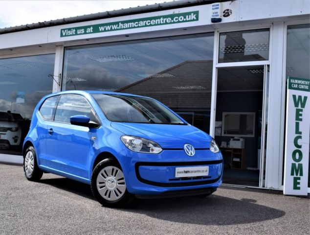 2015 15 VOLKSWAGEN UP 1.0 MOVE UP 3d 59 BHP