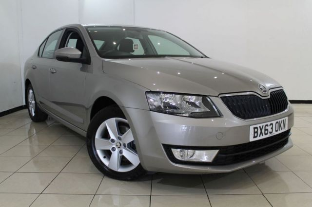 View our 2013 63 SKODA OCTAVIA 1.6 SE TDI CR DSG 5DR AUTOMATIC 104 BHP
