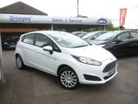 USED 2013 63 FORD FIESTA 1.2 STYLE 5d 81 BHP