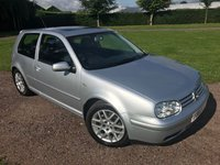 2001 VOLKSWAGEN GOLF 1.8T GTI 3d 148 BHP Fully Documented VW History 17 Services!!! £2995.00