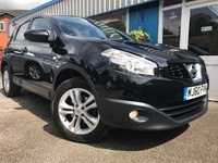 USED 2010 60 NISSAN QASHQAI 1.5 ACENTA DCI 5d 110 BHP EXTENSIVE SERVICE HISTORY!