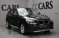 USED 2010 60 BMW X1 2.0 SDRIVE20D SE 5d AUTO 174 BHP