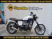 USED 2014 63 TRIUMPH BONNEVILLE 865  GOOD&BAD CREDIT ACCEPTED, OVER 500+ BIKES