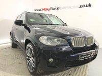 2010 BMW X5 3.0 XDRIVE40D M SPORT 5d AUTO 302 BHP £15995.00
