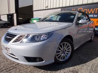 USED 2009 09 SAAB 9-3 1.9 LINEAR SE TID 2d AUTO 150 BHP No Deposit, No Fees, No Final Payment Finance