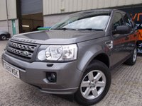 USED 2011 60 LAND ROVER FREELANDER 2.2 TD4 GS 5d 150 BHP Excellent Condition 4x4, No Deposit Necessary
